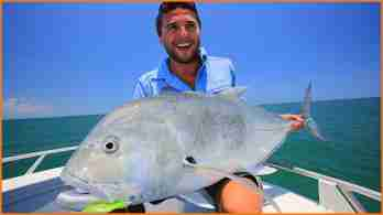 The Northern Territory's best fishing experience