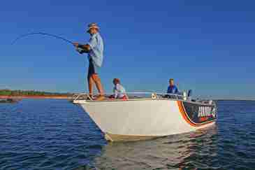 Cobourg Fishing Safaris' Fishing Charter Vessels